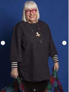 Gudrun Sjoden Beautiful  Cotton  Sign Tunic S (10)