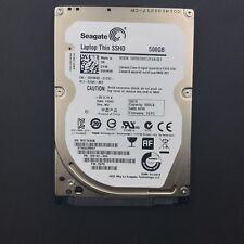 "Seagate ST5000UM001 Ultra SSHD 16GB 2,5"" SATA 3 500GB Hybrid 7mm HDD Festplatten"