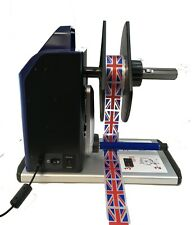 """Godex GP-T10, 4.72"""" / 118mm Ribbon or Label rewinder mains powered free standing"""