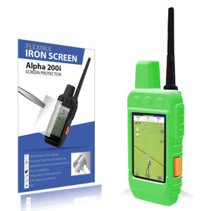 Garmin Alpha 200 Glow in the dark cover With screen protector kit