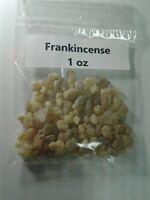 Pure FRANKINCENSE Resin Organic Gum Tears Aromatic Incense Olibanum