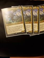 nicol bolas, the ravager core set 2019 mtg mint x4
