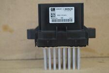 Vauxhall Meriva B Heater Resistor 13503201