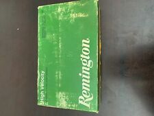Remington 300 Win Mag Cartridges Empty Ammo Box