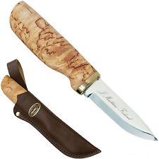 Martiini couteau Birkenholz ceinture couteau cuir Fourreau vikings Nordmann viking