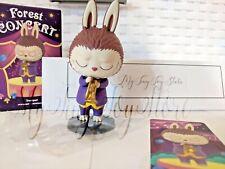 New Pop Mart x How2Work Labubu -Forest Concert Blind box - Open Box Trumpet