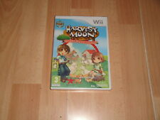 Nintendo Wii PAL version Harvest Moon Tree of Tranquility