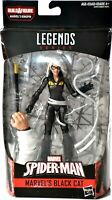Hasbro MARVEL LEGENDS Series Spiderman BLACK CAT Action Figure Boxed New NIB K74