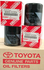 Engine Oil Filter-Filter-Oil GENUINE TOYOTA  90915-YZZD1 90915-YZZG1 4 PACK