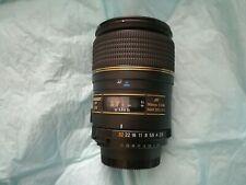 Tamron AF 90mm f/2.8 Di SP AF/MF 1:1 272E Macro Lens for Nikon