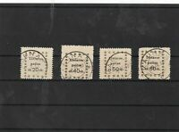 lithuania 1919  used stamps ref 7465