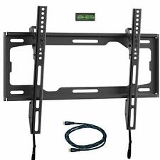 """TV Wall Mount Rack for 26-55"""" LCD LED Plasma Computer Flat Screen TV, Hold 99lbs"""