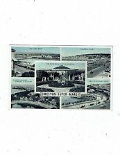 POST CARD H.J. SERIES OF WESTON-SUPER-MARE