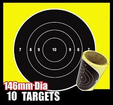10 x 14.5 cm Sticker TARGET compatible with Nerf Guns  ideal for bedroom walls