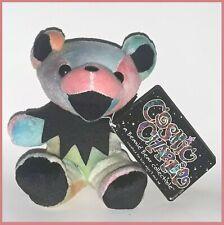 Grateful Dead Plush Dancing Bear Beanie Baby Cosmic Charlie 1st Ed B-Day Jan 8