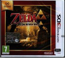 3DS - ZELDA A Link Between Worlds - NUOVO PAL ITA - Sigillato
