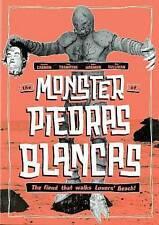 The Monster of Piedras Blancas (DVD, 2016)