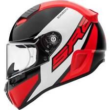 Caschi rosso Schuberth moto per la guida di veicoli