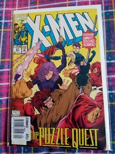 X-MEN #21(VOL 2)  MARVEL COMICS WOLVERINE 1991