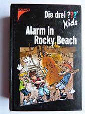 Die drei ???-Kids Alarm in Rocky Beach von Ulf Blanck (2006, Gebunden)