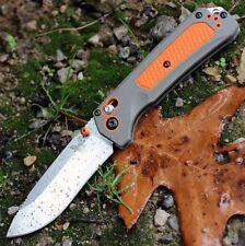 Benchmade B15061 Grizzly Ridge Axis Hunting EDC Folding Knife