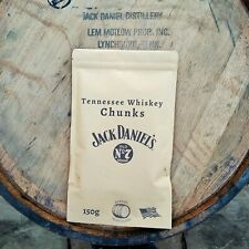 Jack Daniels Tennessee Whiskey Barrel Chunks  Home Brew Spirits BBQ Oak Flavour