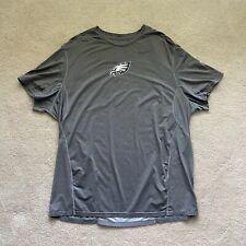 Philadelphia Eagles Nike Hypercool Team Issue Practice Shirt 3XL