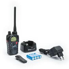 RADIO RICETRASMETTITORE MIDLAND G9 PLUS NERO BIBANDA PMR446/LPD C923.05 CACCIA