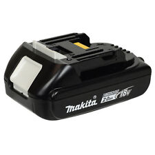 Makita BL1820B Genuine 18V 2.0ah Lithium Ion Battery New with Charge Indicator