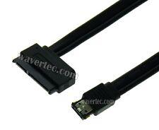 50cm 1.6F 22 Pin SATA eSATA Adapter Cable Connect SATA to eSATA Port SSD 2.5SATA