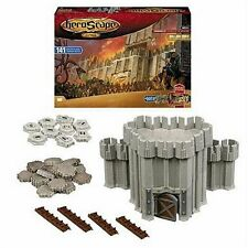 NEW HEROSCAPE FORTRESS OF THE ARCHKYRIE WALL TOWER BUILDING PACK RPG BATTLE GAME