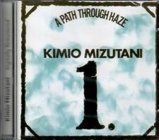 KIMIO MIZUTANI - PATH THROUGH THE HAZE 71 JAPANESE HEADY PROG GUITARIST SEALD CD