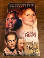 Places In The Heart VCR VHS Tape Movie Sally Field Rated G Used