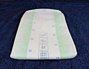 1 x TENA Slip Super Medium Adult Nappy - Diaper.