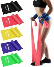 Exercise Bands for Working Out, Resistance Bands Set with 5 Resistance Fitness