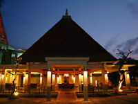 BALI - Kuta - luxury resort hotel accommodation, RAMAYANA, 7 nights + transfer
