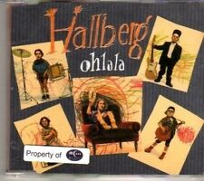 (CX441) Hallberg, Ohlala - 1995 CD