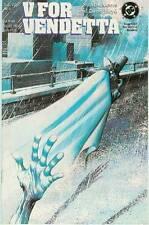 V For Vendetta # 7 (of 10) (Alan Moore) (USA, 1989)