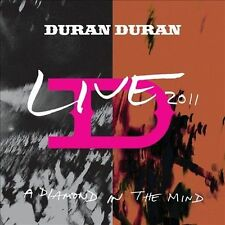 A Diamond in the Mind: Live 2011 by Duran Duran (CD, Jul-2012, Eagle)