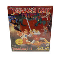 VTG Dragon's Lair Deluxe Pack Trilogy CD-ROM 1999 PC Big Box GAME NEW SEALED