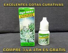 CINERARIA MARITIMA GOTAS OJOS CATARATAS CONJUNCTIVITIS EYE DROPS CATARACT REMEDY