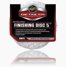 """Meguiar's DMF5 Disque Microfibres de Finition 5"""" / 125 MM Finishing - lot de 2"""