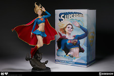 DC comics Superman: SUPERGIRL Premium Format Figure Sideshow Collectibles Statue