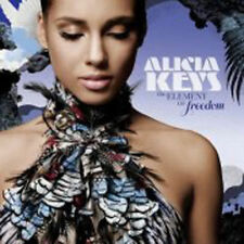 Keys, Alicia - The Element Of Freedom NEW CD