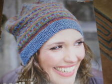4 Ply Hats/Scarfs/Mittens Crocheting & Knitting Patterns