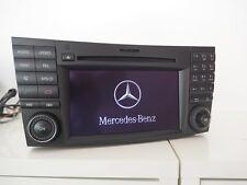 09~11 GENUINE ASIA Mercedes E350 E550 E63 CLS550 63 Navigation Comand DVD SINGLE