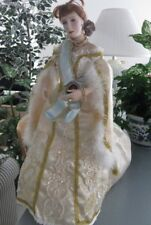 """LOWER PRICE! FREE SHIP! Paul Crees and Peter Coe Queen Alexandra Doll 24.5"""" NRFB"""