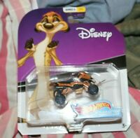 Timon - Disney Character Cars Series 6 - Hot Wheels (2020)