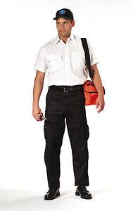Rothco 7823 EMT Pants - Black
