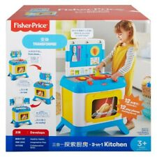 Fisher Price 3 In 1 Kitchen